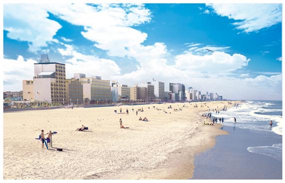Beach Oceanfront Image