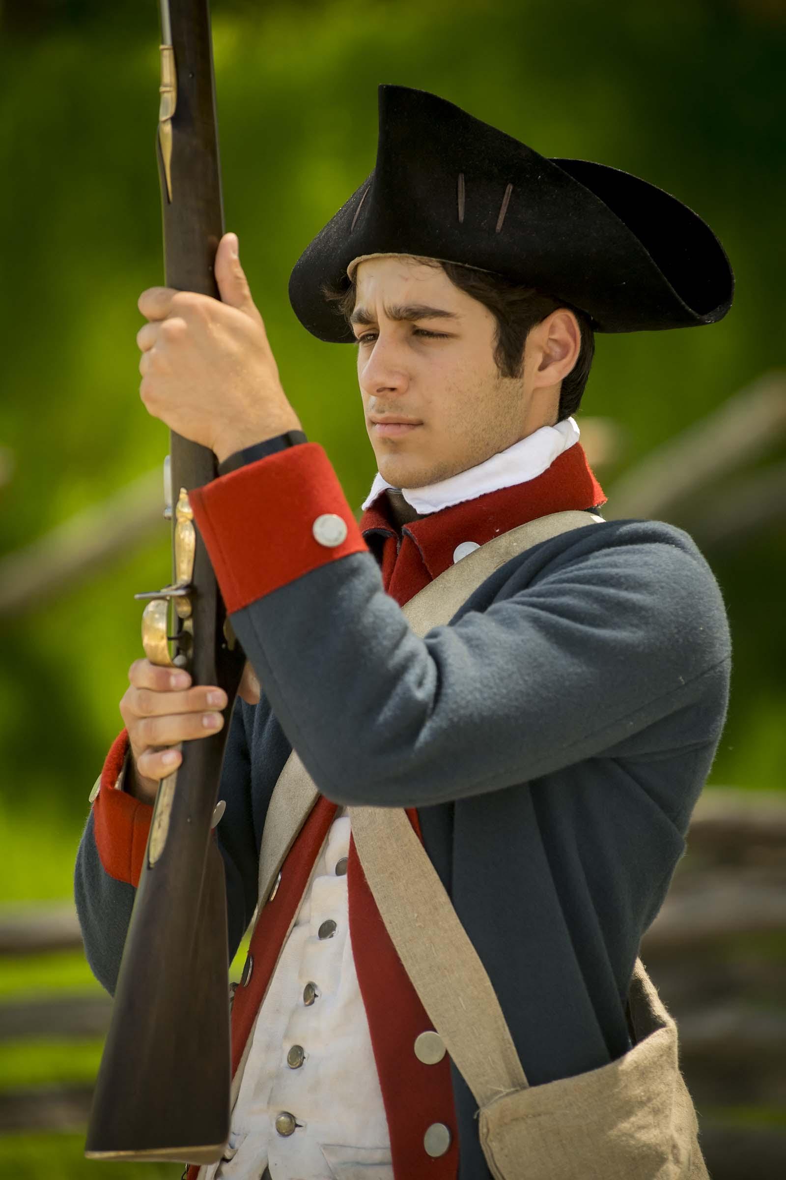 Yorktown Soldier