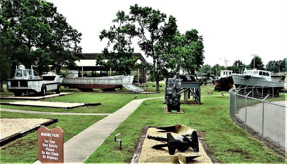 Army-Transportation-Museum