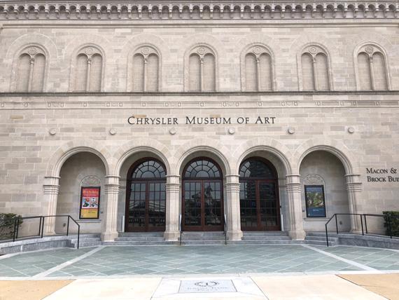 Chrysler-Museum-of-Art-Entrance