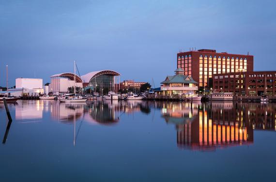 Hampton-Waterfront