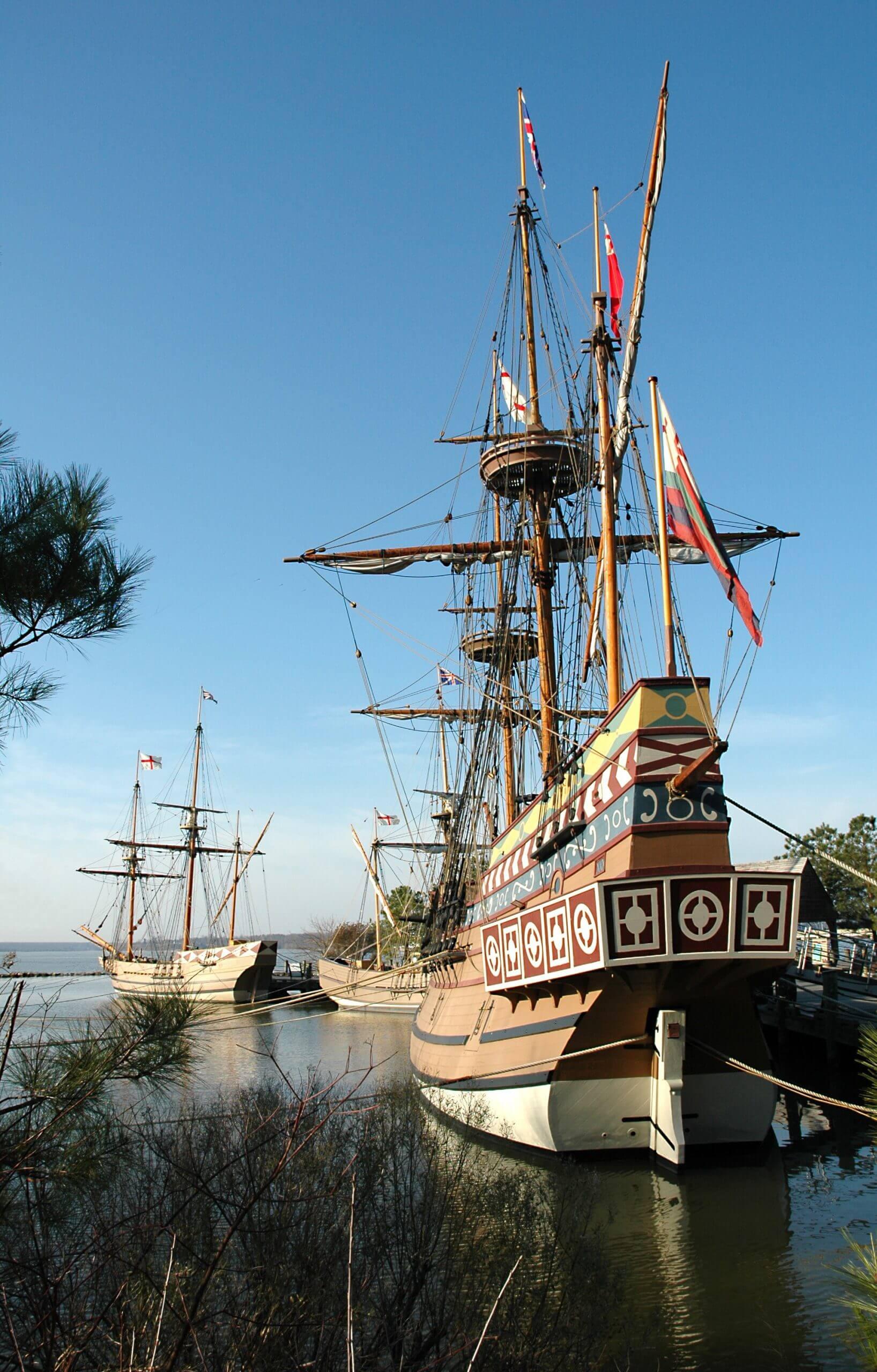 JamestownShip Vertical