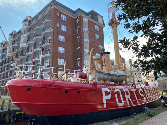 Portsmouth-Lightship